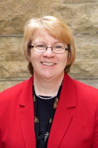 Beate Schmittmann, dean of the College of Liberal Arts and Sciences